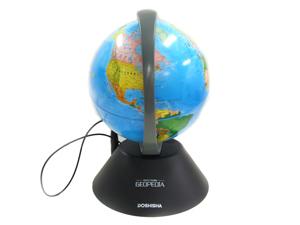 しゃべる地球儀パーフェクトグローブジオペディア背面