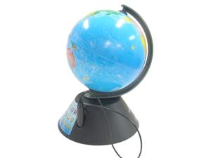 しゃべる地球儀パーフェクトグローブジオペディア側面